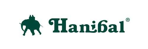 Hanibal logo podélné