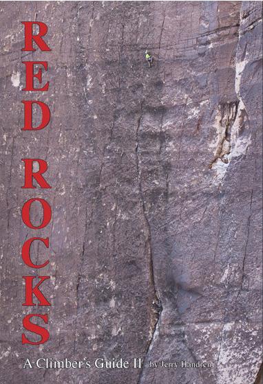 Red Rocks, kompletní průvodce od Jerryho Handrena