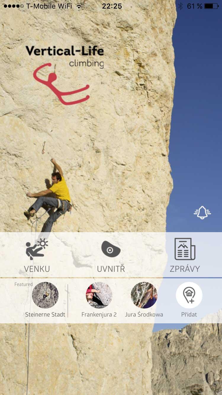 Vertical Life pro iOS