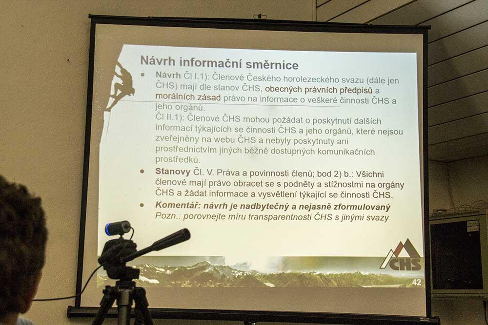 VH 2017 - argumenty od VV proti směrnici