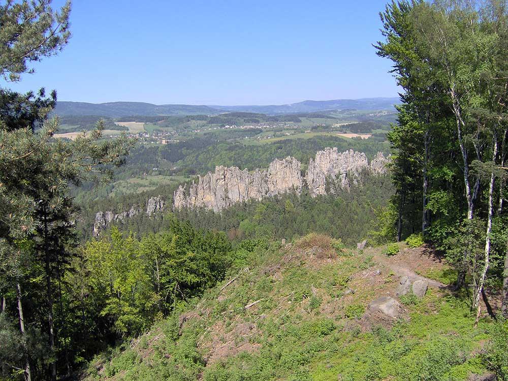 Panorama Sušek