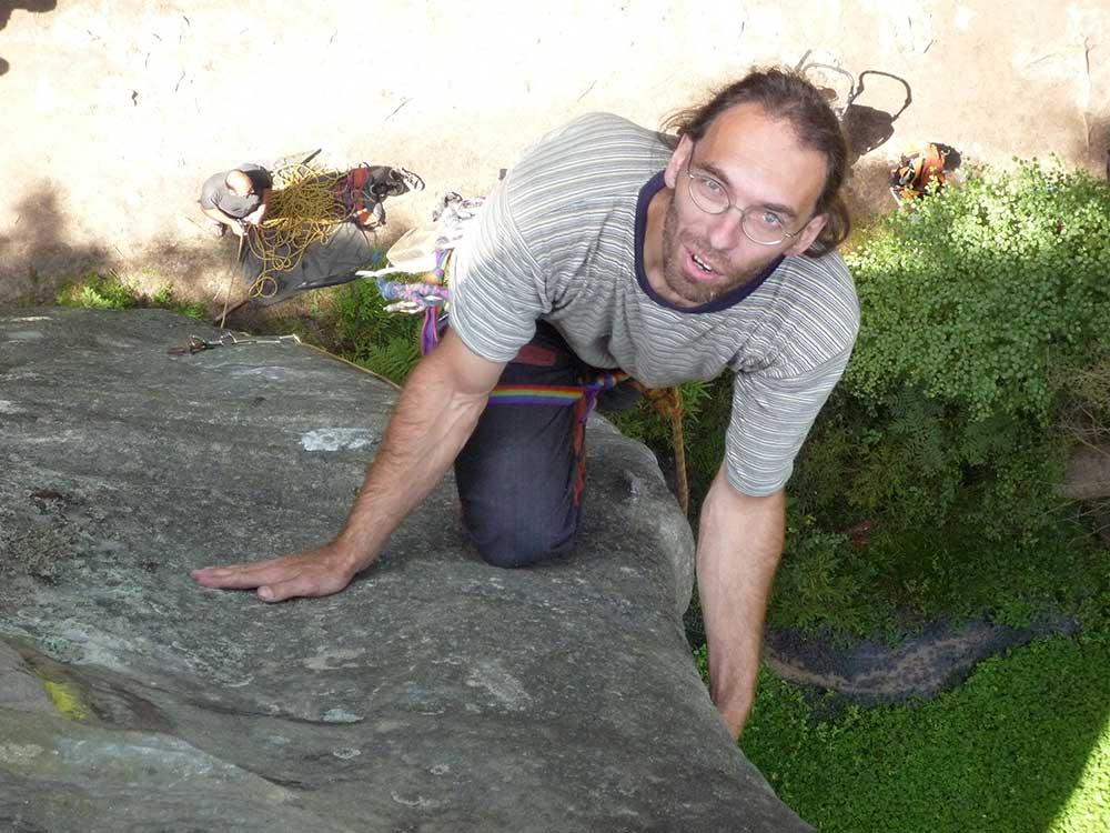 Pavel Henke, Sen v Ádru
