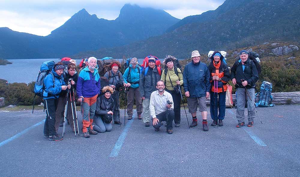 Tasmanie - vyrážíme na Overland Trek