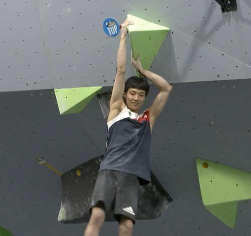 M4: Jongwon Chon, takhle top neplatí