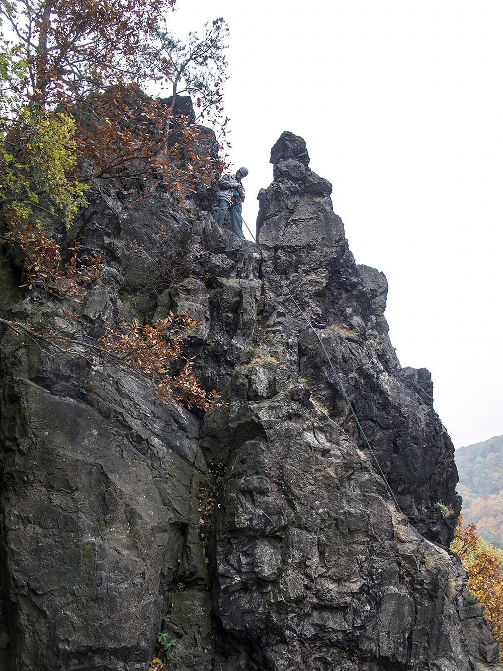 Věžička Baroš a Mirek Dříza