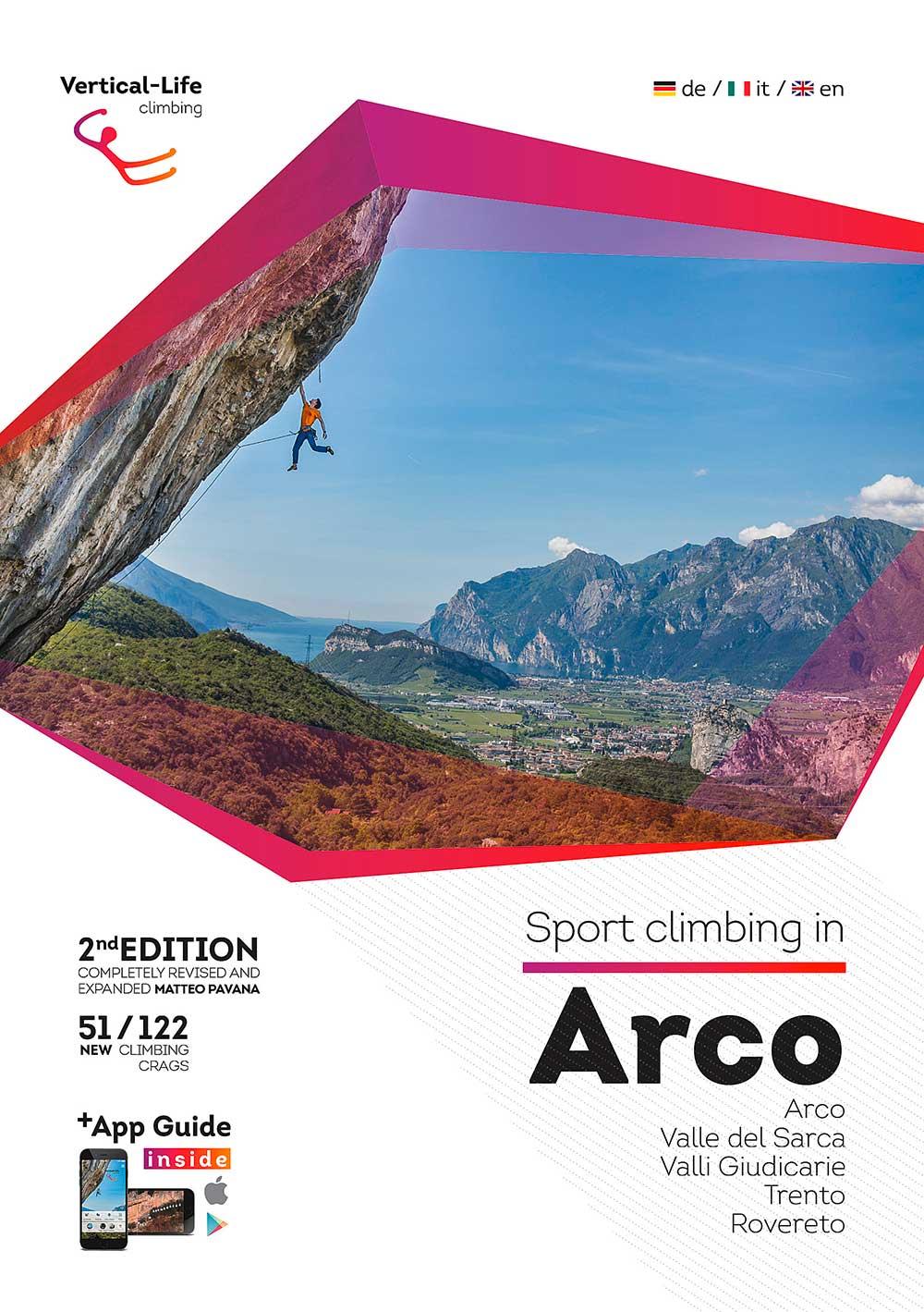 Sport climbing Arco 1