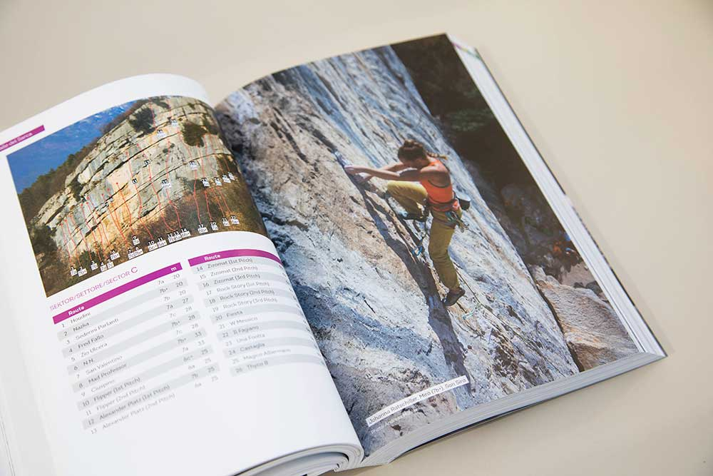 Sport climbing Arco 3