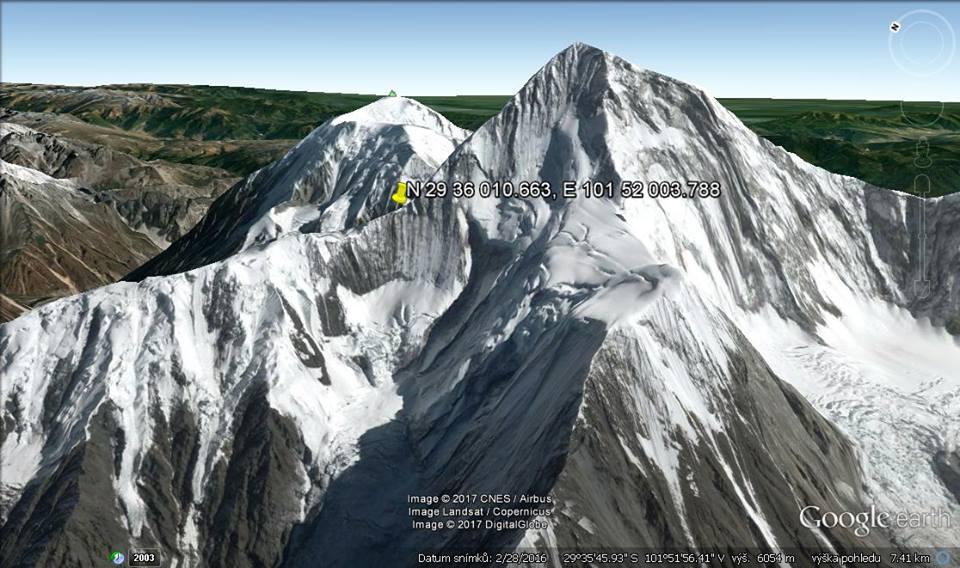 C5 v cca 6500 metrech