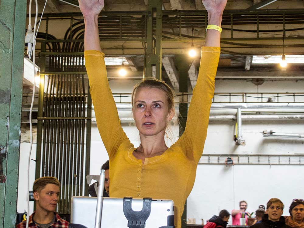 Alena Fajstová vyhrála Zlagboard Contest