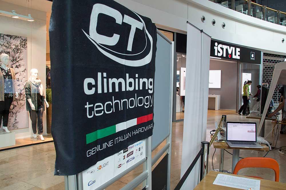 Climbint Technology - sponzor cen pro vítěze
