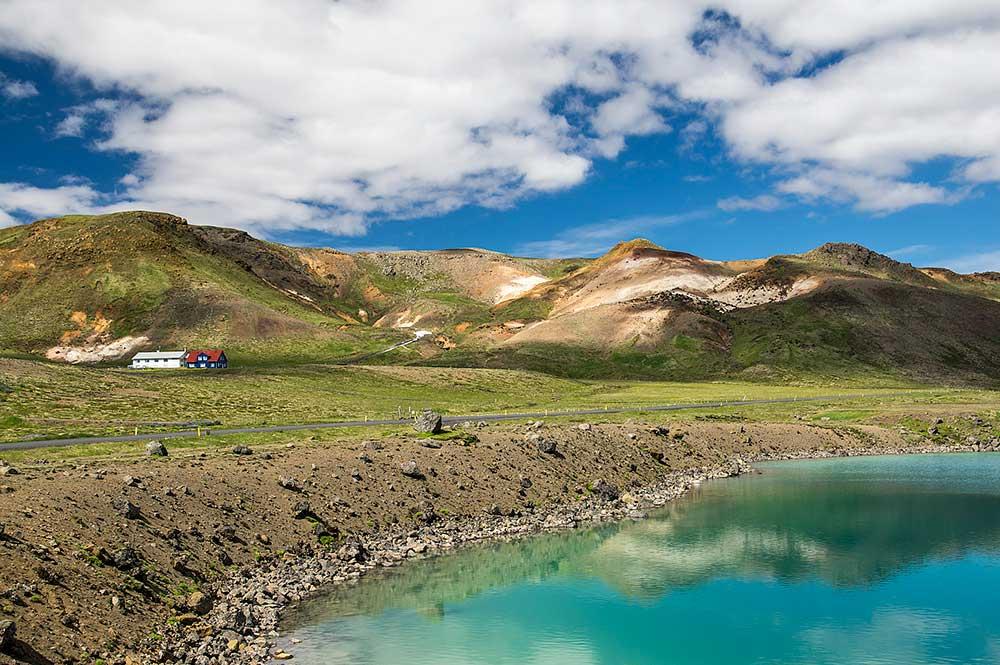 Island, 25.6.–9.7.2017. - Krýsuvík – Seltún, Grænvatn.