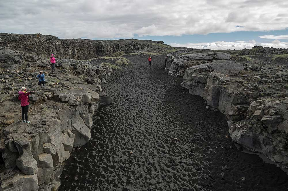 Island, 25.6.–9.7.2017. - Brú Milli Heimsálfa – Bridge Between Continents.