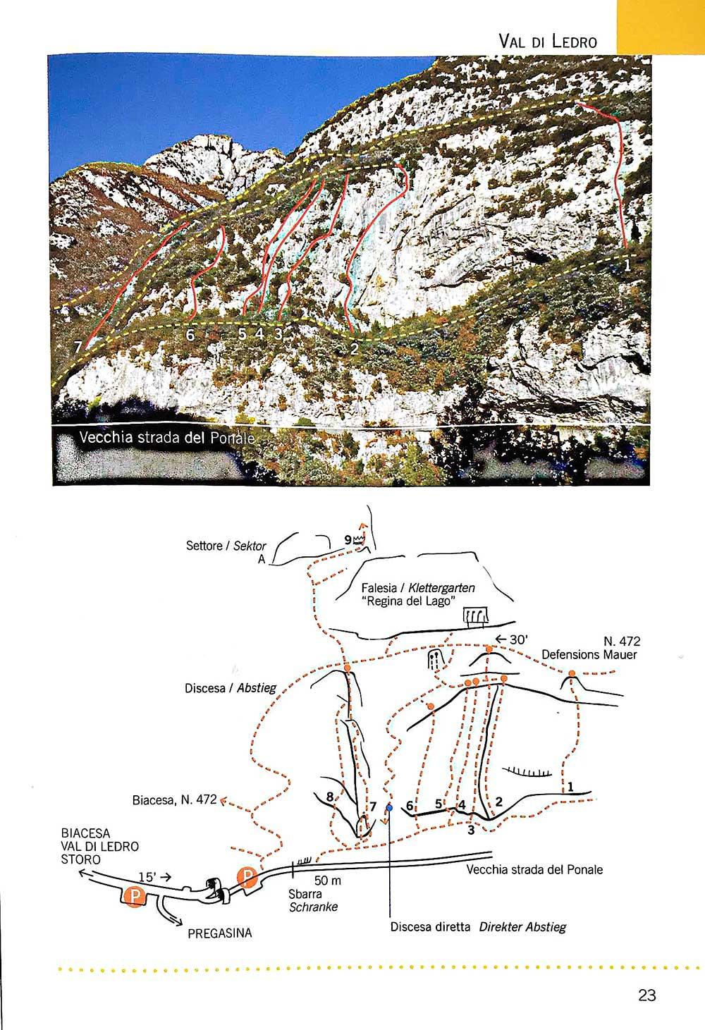 Fotka a topo oblasti