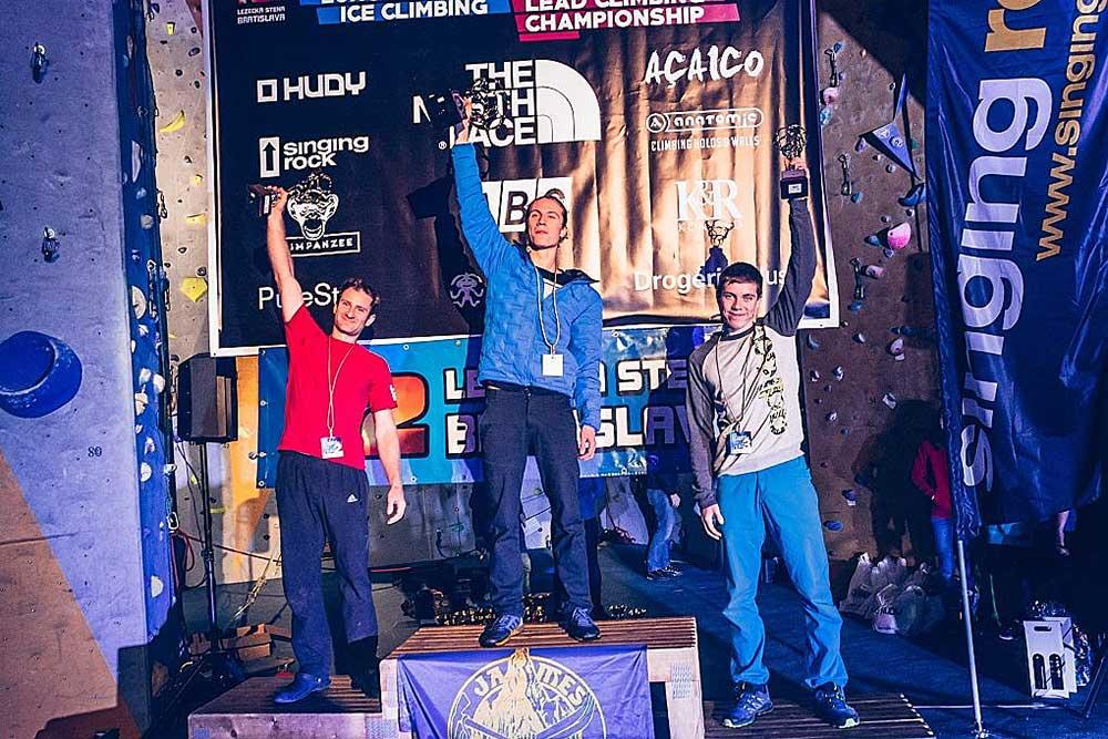 Vítězové: Juraj Švingál, Louna Ladevant, Peter Kuric