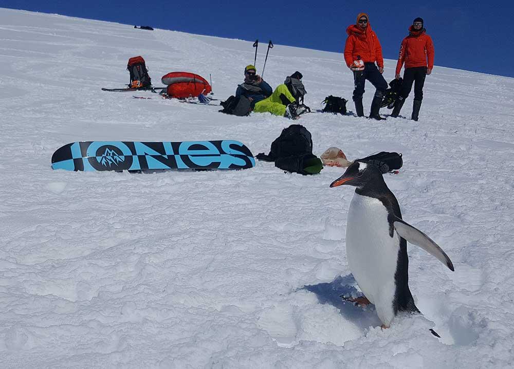 Někdo na lyžích, někdo po svých