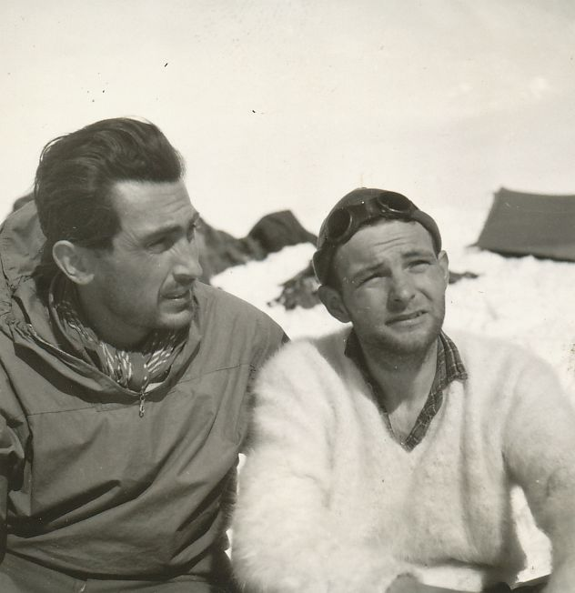 Vilém Heckel a Vladimír Haleš