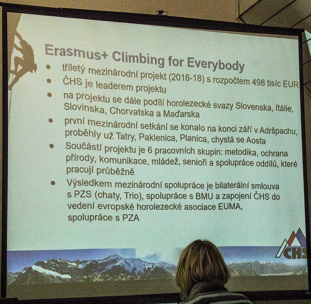 Výroční zpráva - Erasmus+