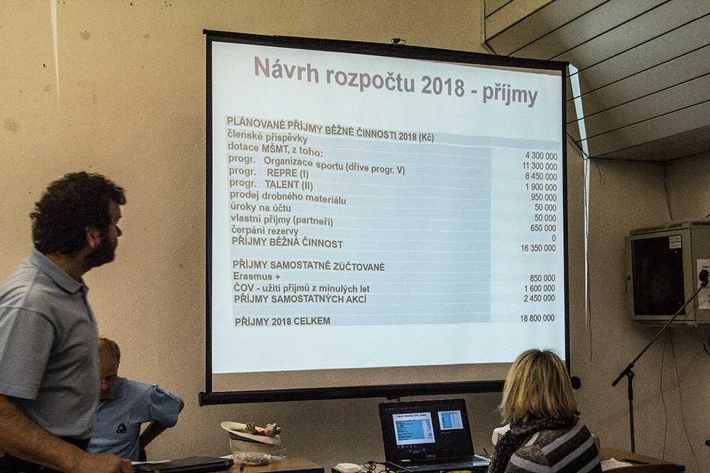 Návrh rozpočtu 2018 - příjmy