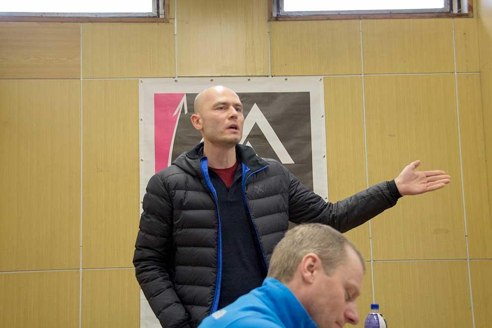 Pavel Blažek, manažer Adama Ondry
