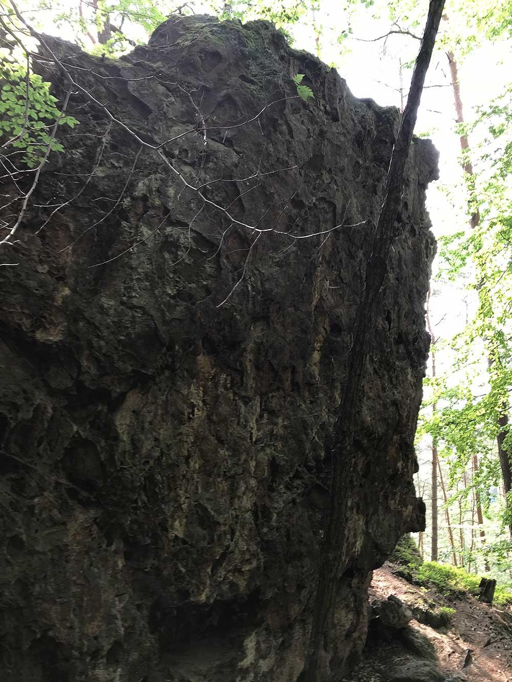 Malá železná stěna