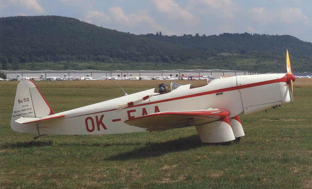 Replika BE-50