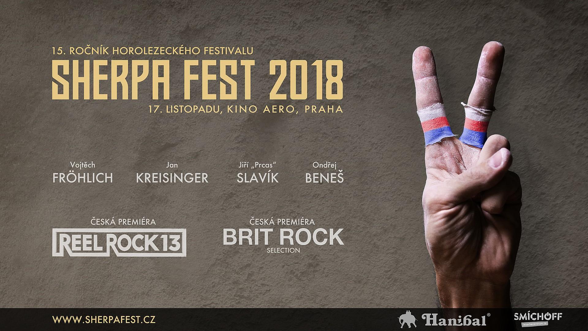 Sherpafest 2018 plakát