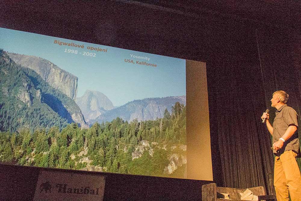 Bigwallové opojení, Yosemity