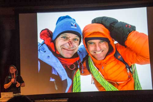 Po prvovýstupu v Antarktidě