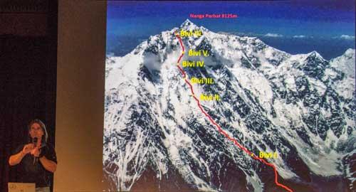 Pokus o Rupalskou stěnu Nanga Parbatu
