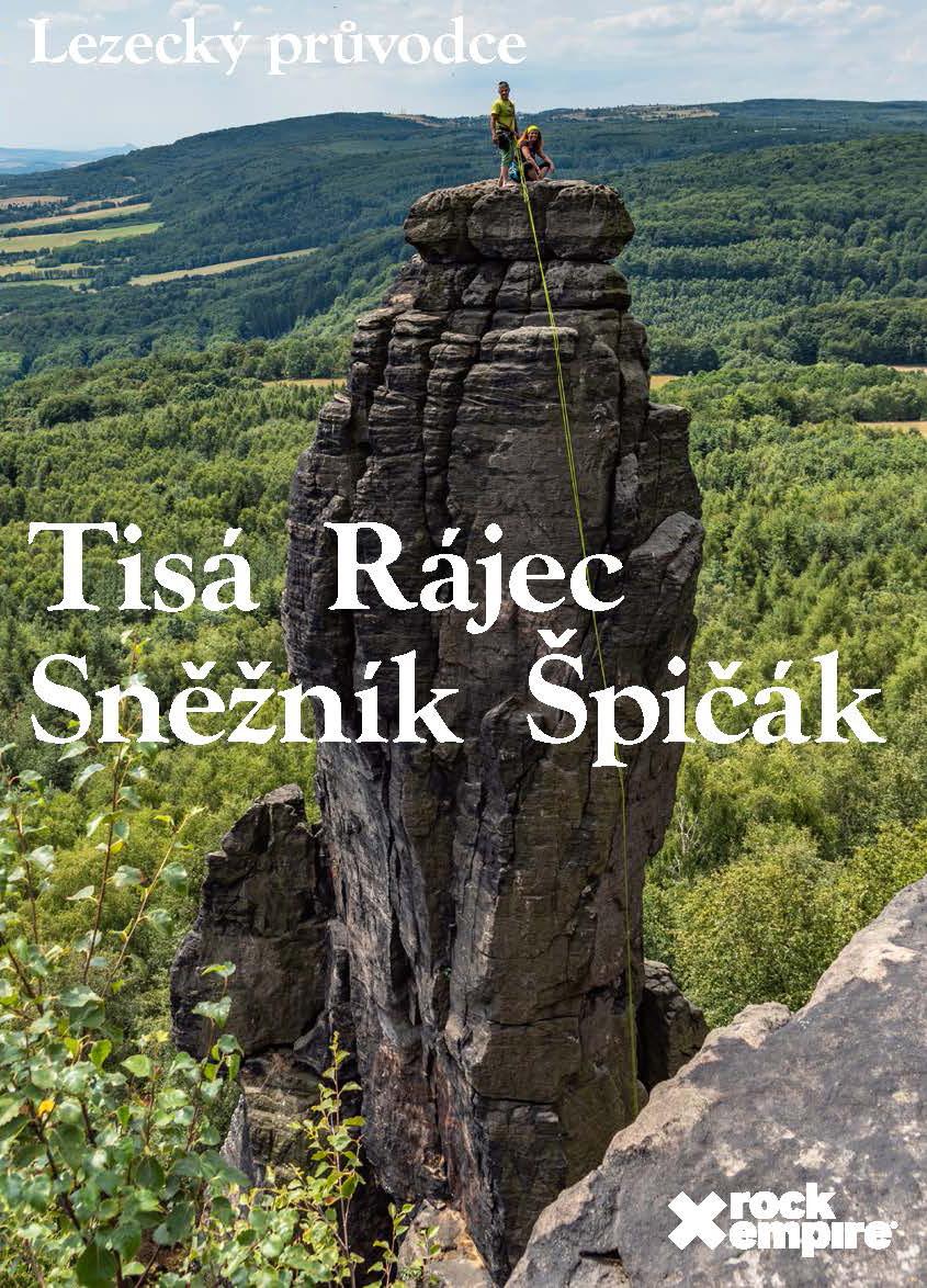 Průvodce Tisá, titulní stránka