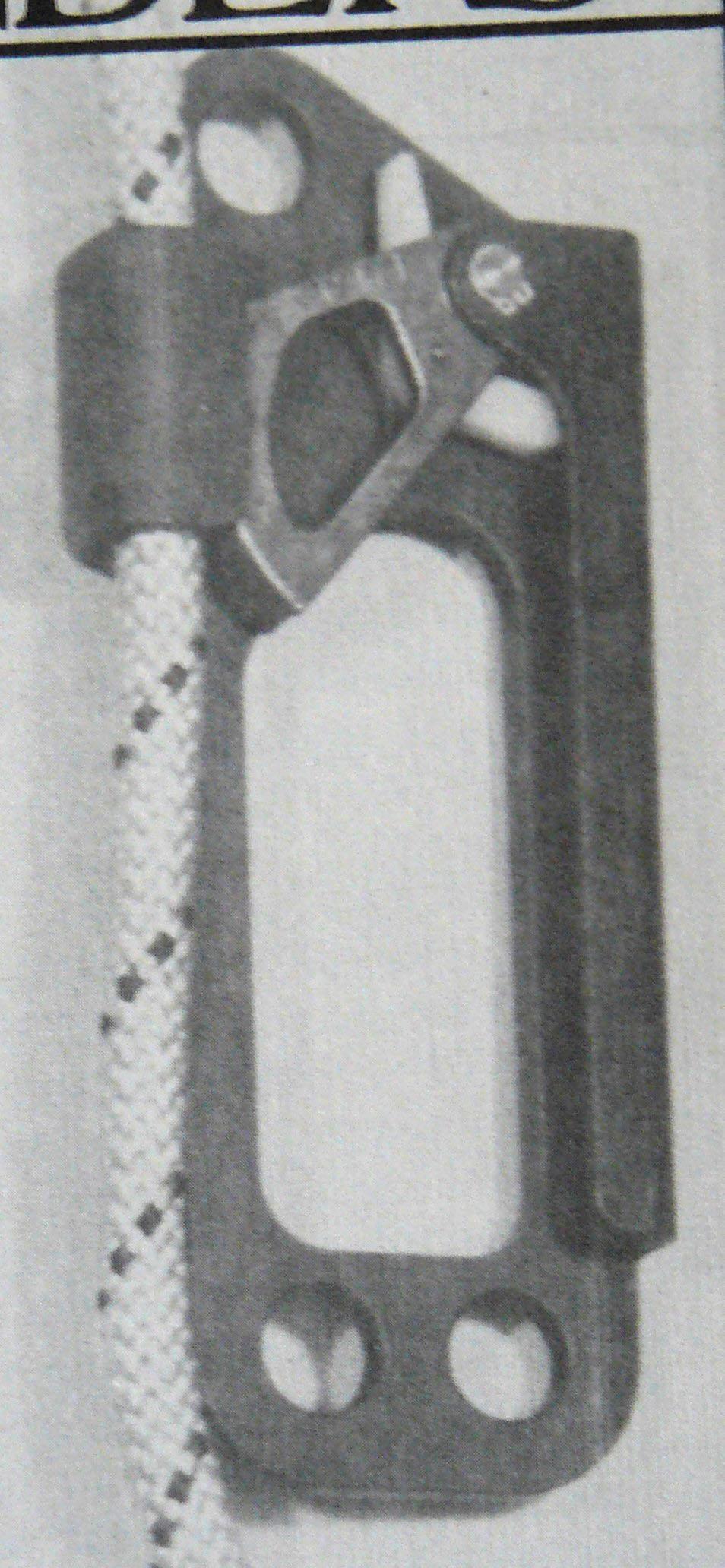 Šplhadlo CMI, cca 1982