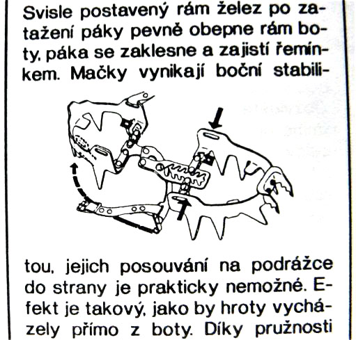 Mačka Stubai UPC, rok ca 1988