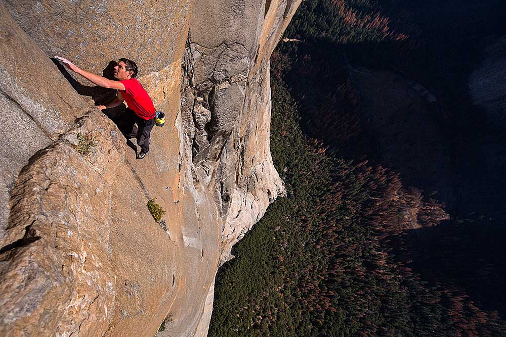 Free Solo - Alex Honold