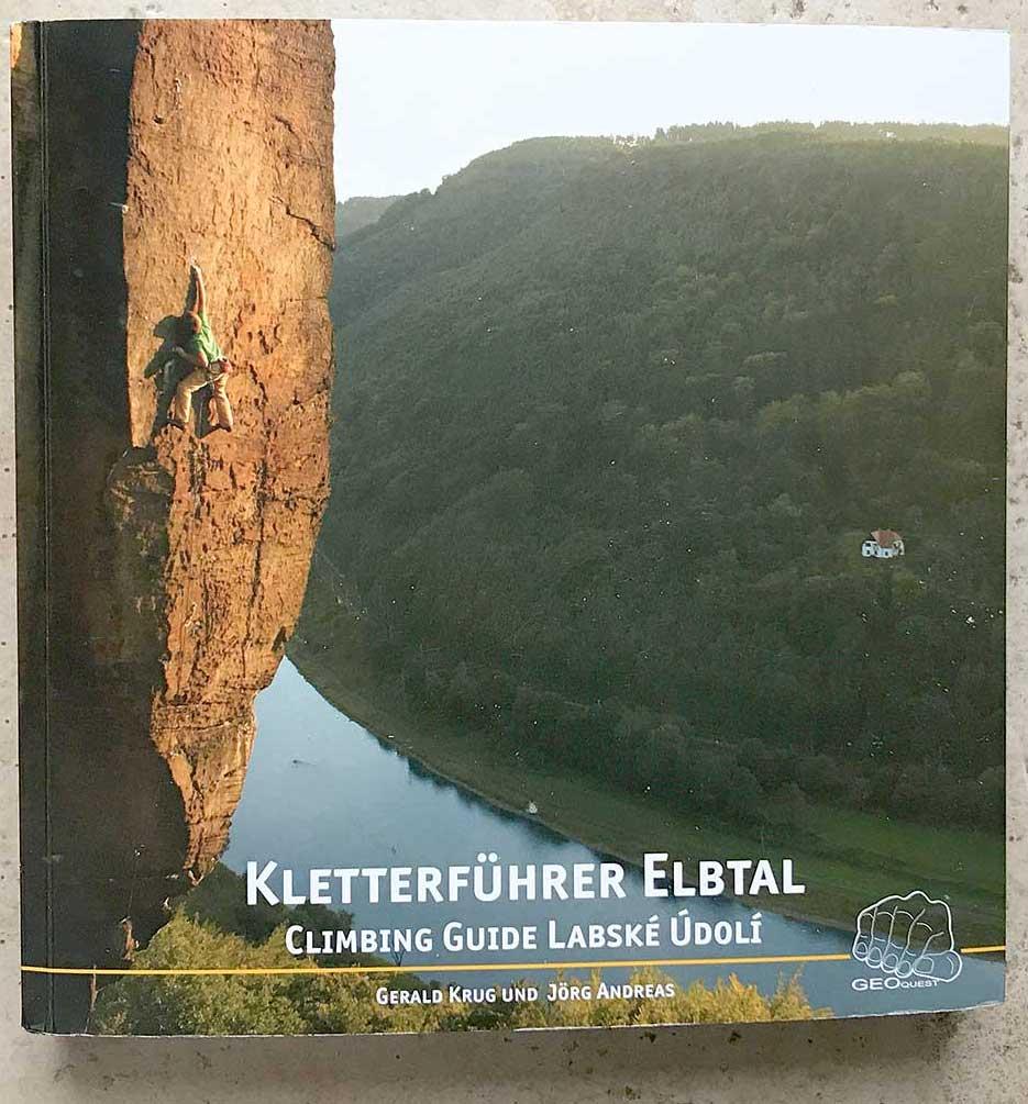 Obálka Kletterführer Elbtal