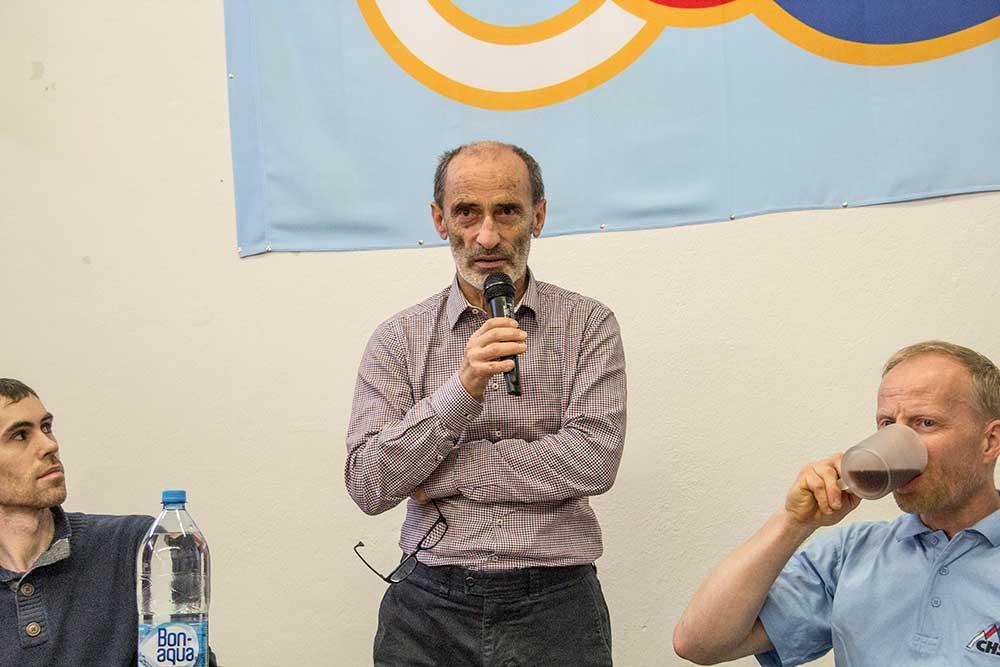Igor Koller žádá ČHS, aby se připojil k výzvě