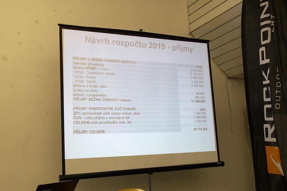 Návrh rozpočtu - příjmová strana