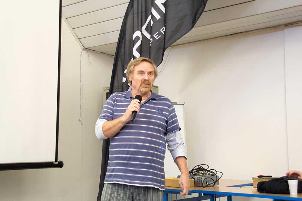 Karel Berndt, předseda CVK