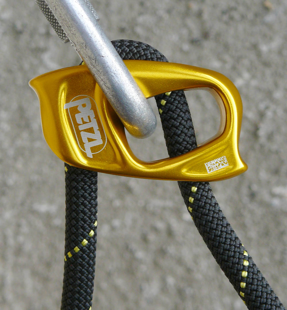 Odsedka 06 posuvná Petzl Progress Adjust