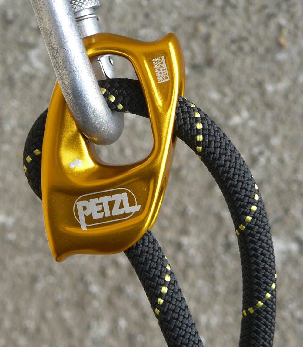 Odsedka 07 posuvná Petzl Progress Adjust