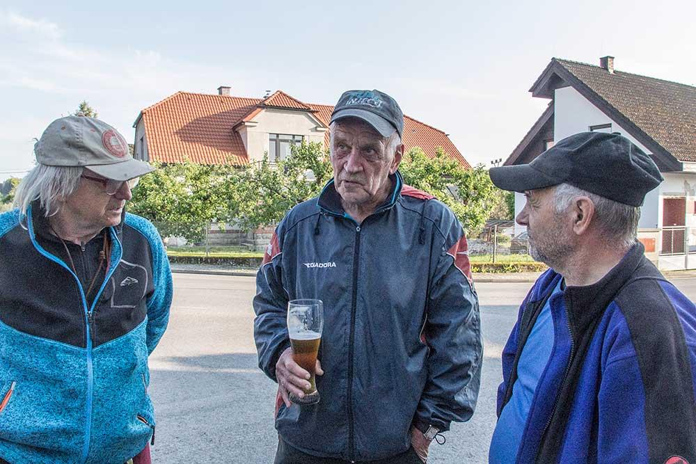 Jan Gusta Havel. Pery Šída, Pepa Trpaslík Voděracký.