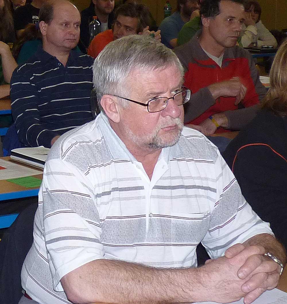 Igor Novák na VH ČHS 2011