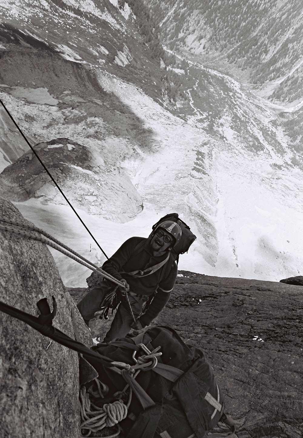 Igor Novák, Pic Cengallo