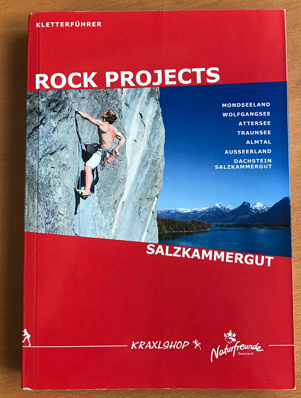Rockprojects - Salzakammergut 1