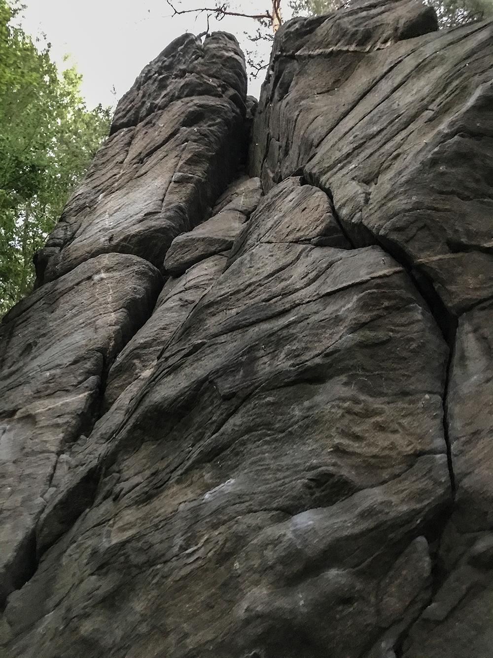 Grosser Lehnerfelsen