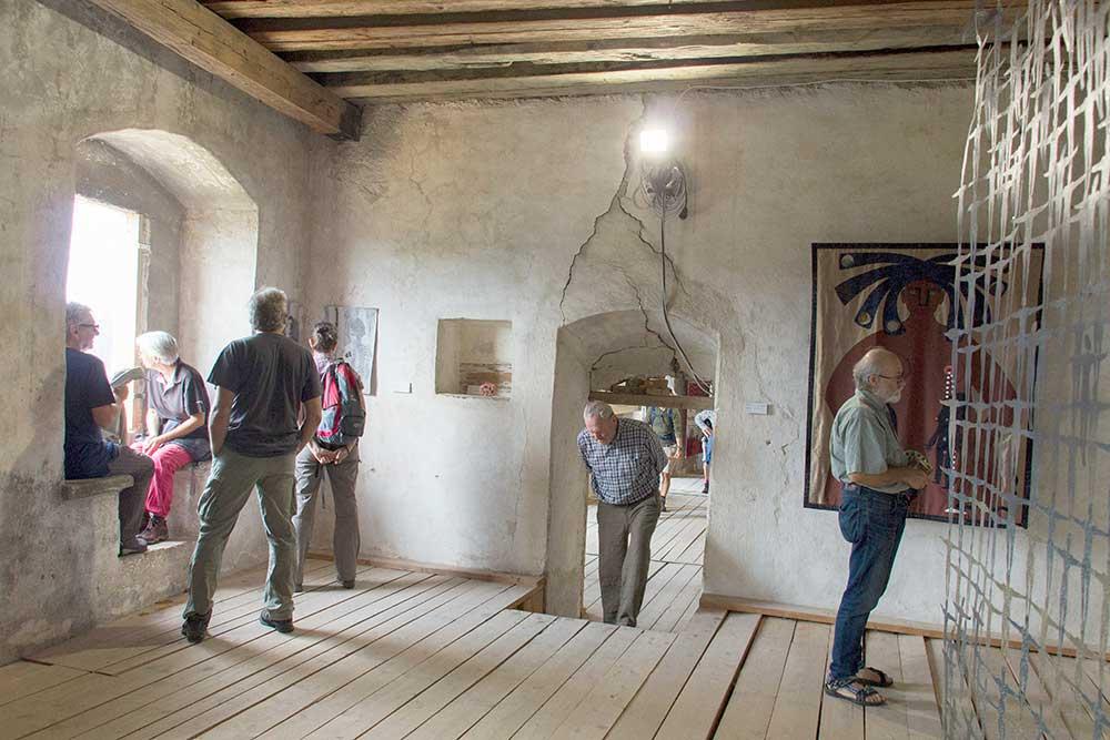 Výstava v Neuhausu
