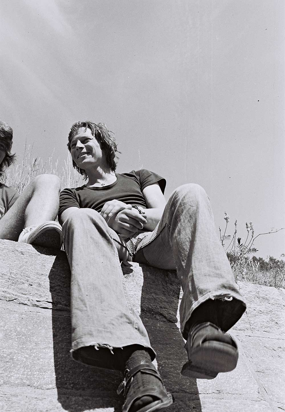 Pavel Stříbrný v roce 1978