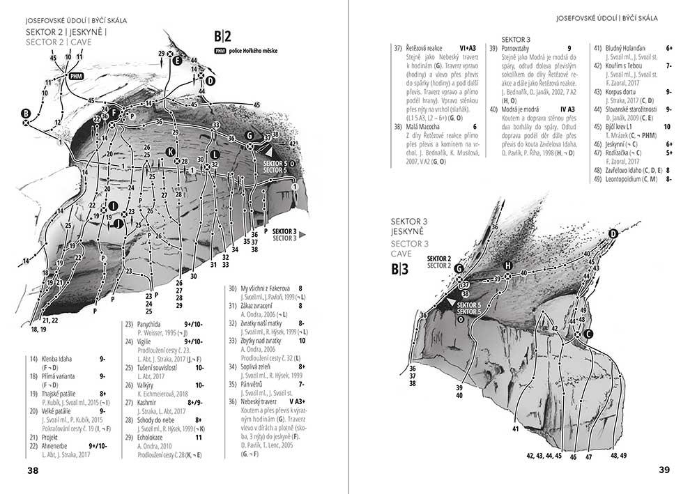 Moravské skály III Býčí skála - jeskyně