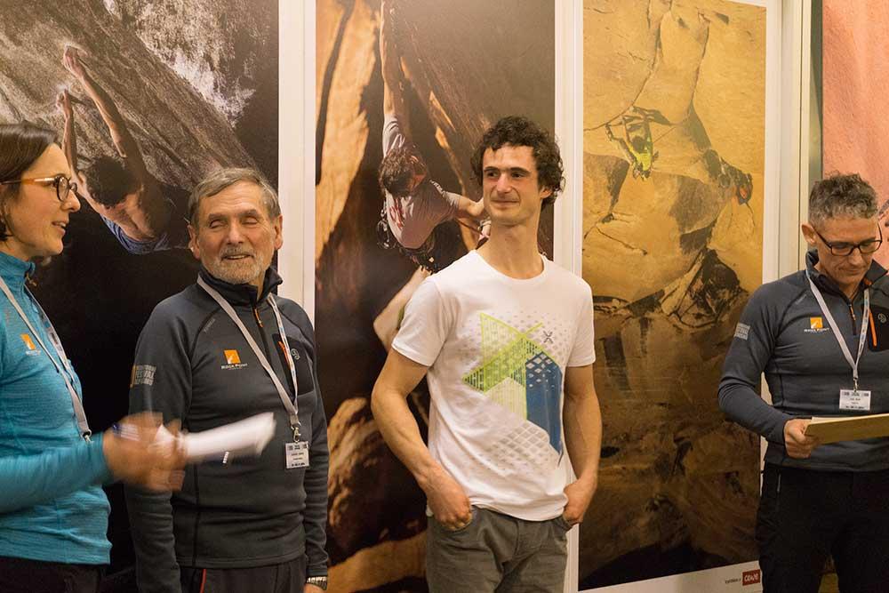Vernisáž velkoformátových fotografií z výstupů Adama Ondry