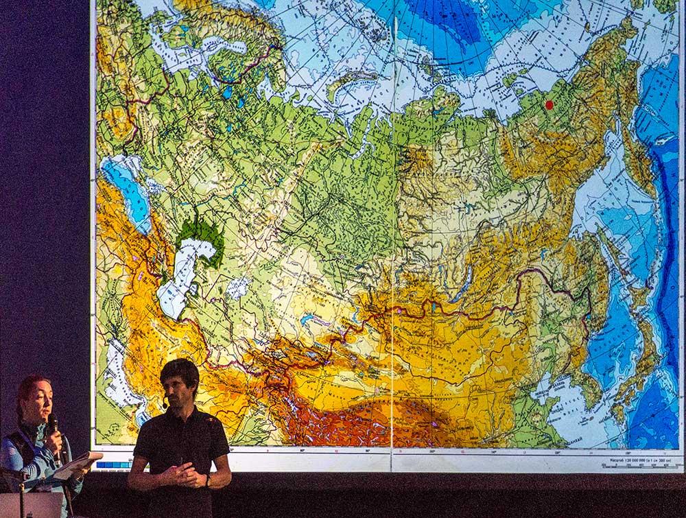 Kilian Fischhuber- expedice na Sibiř