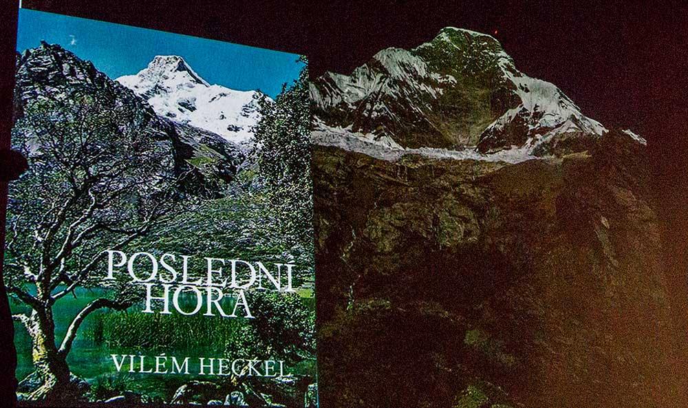 Huascarán v roce 1970 a 2019